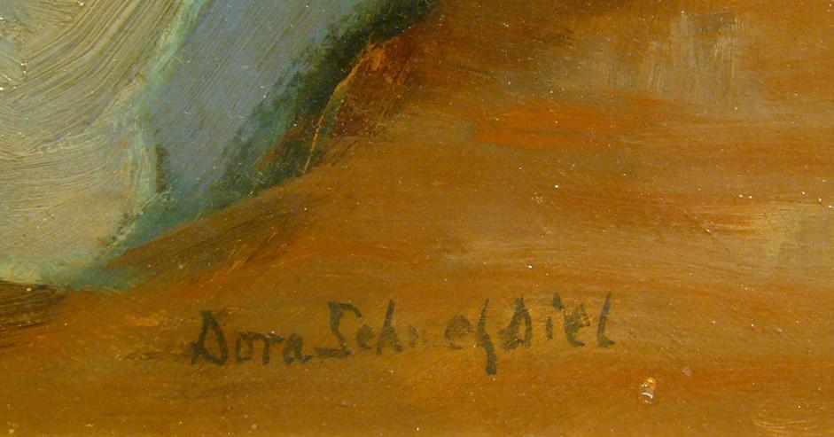 Bild 2: Ölgemälde von Dora Schmetz-Diel (B005)