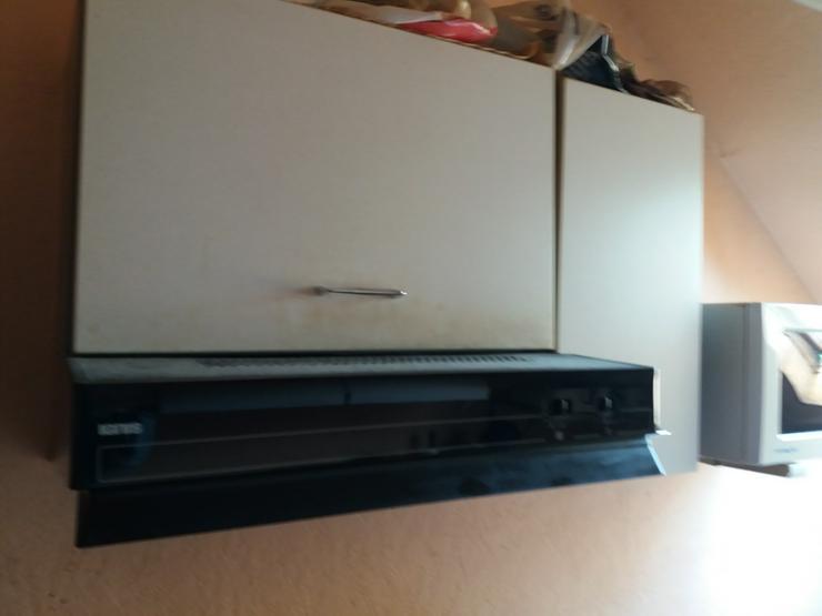 Küche ab 01.07.2020 zu verschenken. (incl. Bauknecht Einbaukühlschrank und Elektroherd)