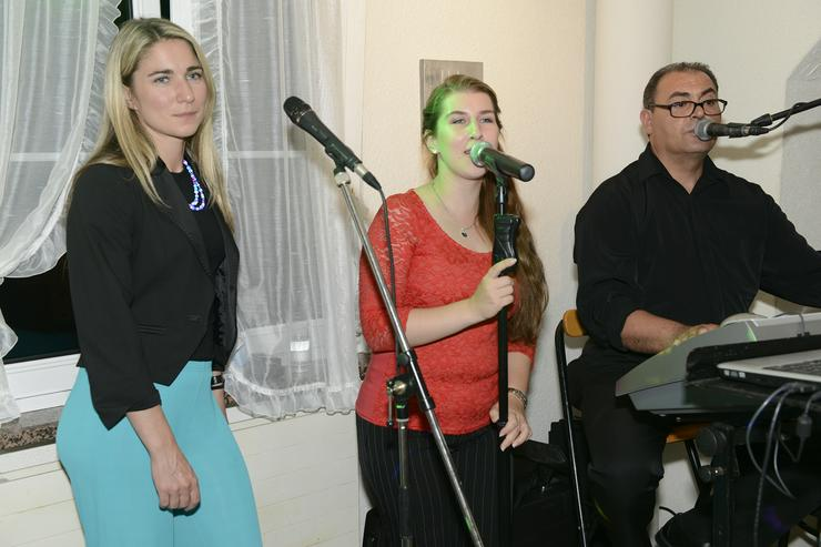 Italienische Band für Italienisch Deutsch Anlasse! LIVE MUSIK