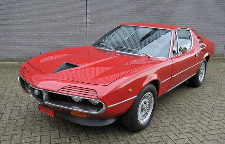 Alfa Romeo - Montreal 2.6 V8