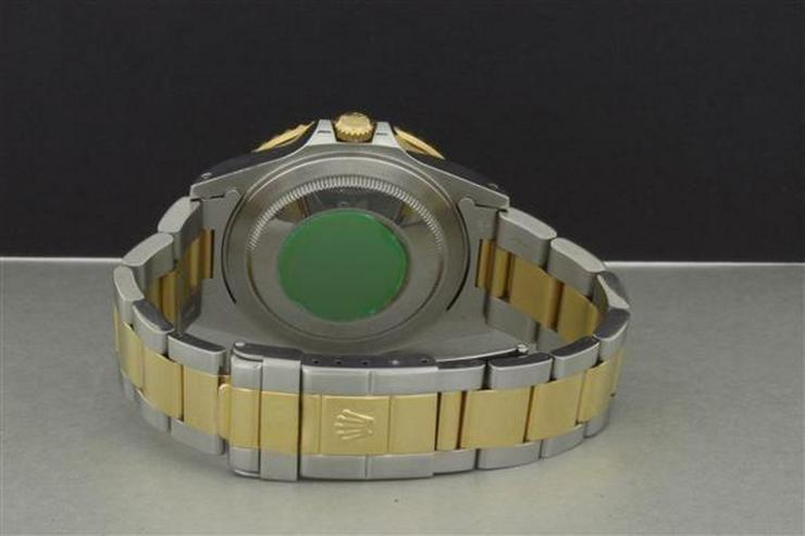 Bild 5: ROLEX GMT-MASTER II 16713 STAHL/GOLD