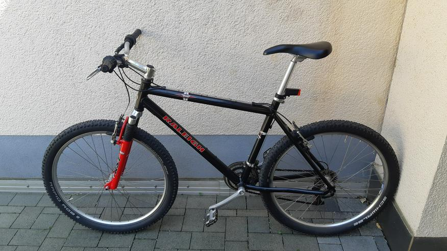 Bild 1: Fahrrad MTB Marke RALEIGH PRO-LINE 1000 26 Zoll