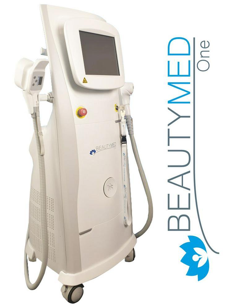 Bild 3: Diodenlaser Deluxe BM7003 - 3 Wellenlängen zur dauerhaften Haarentfernung