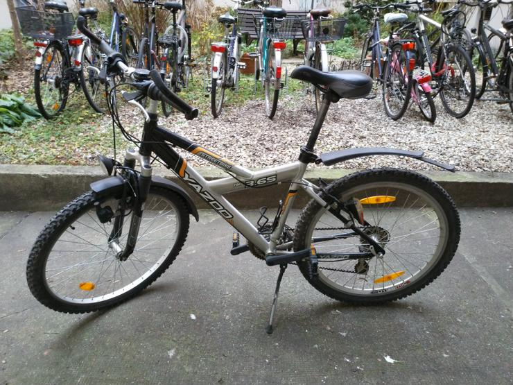 Sportliches Jugendfahrrad / Mountainbike RH 48 cm
