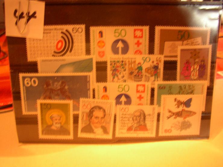 Bild 6: Briefmarken Deutschland postfrisch zu verkaufen