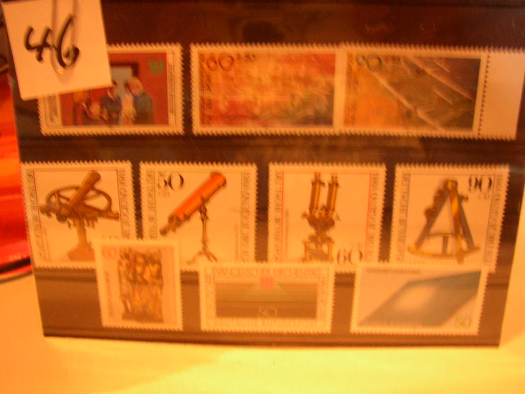 Bild 4: Briefmarken Deutschland postfrisch zu verkaufen