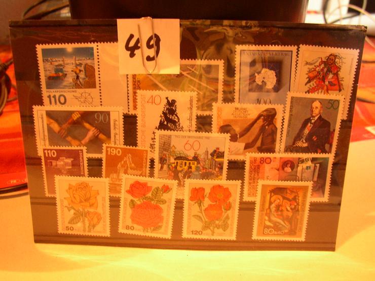 Briefmarken Deutschland postfrisch zu verkaufen - Deutschland - Bild 1