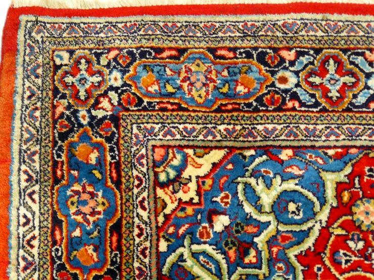 Bild 5: Orient-Teppich Saruk, Sarugh alt (T091)