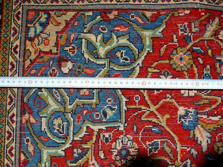 Bild 6: Orient-Teppich Saruk, Sarugh alt (T091)