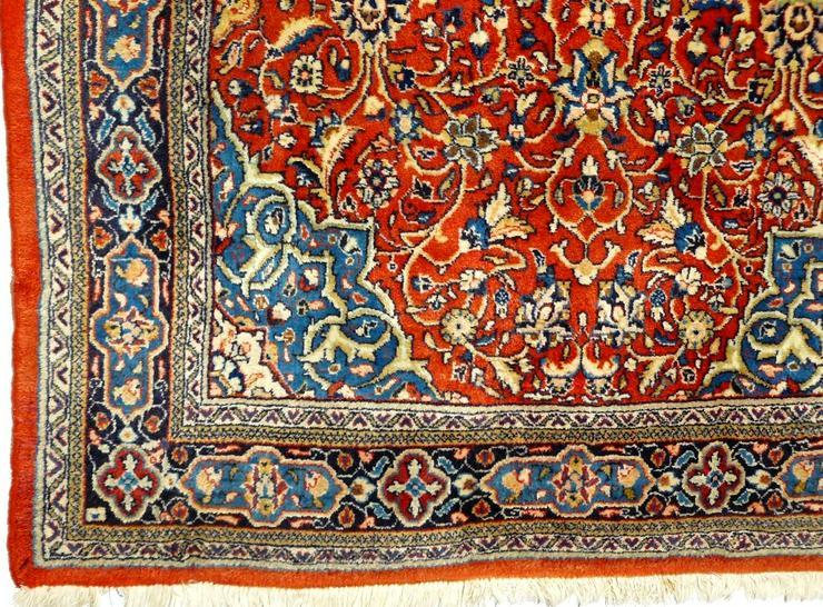 Bild 2: Orient-Teppich Saruk, Sarugh alt (T091)