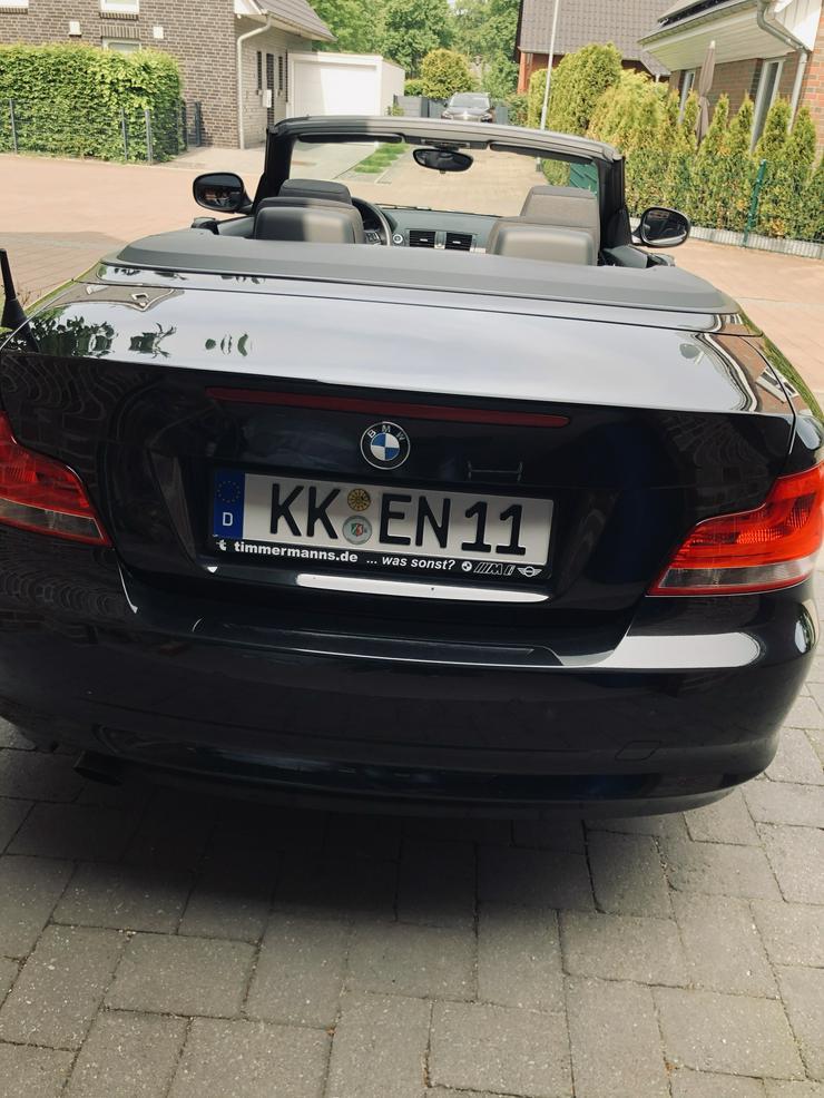 Bild 6: 1er Reihe Cabrio Bj 11/2012, 55,800Km,143Ps,,Bi Xenon, el Verdeck,Klimaautom.,unfallfrei sehr gepflegt