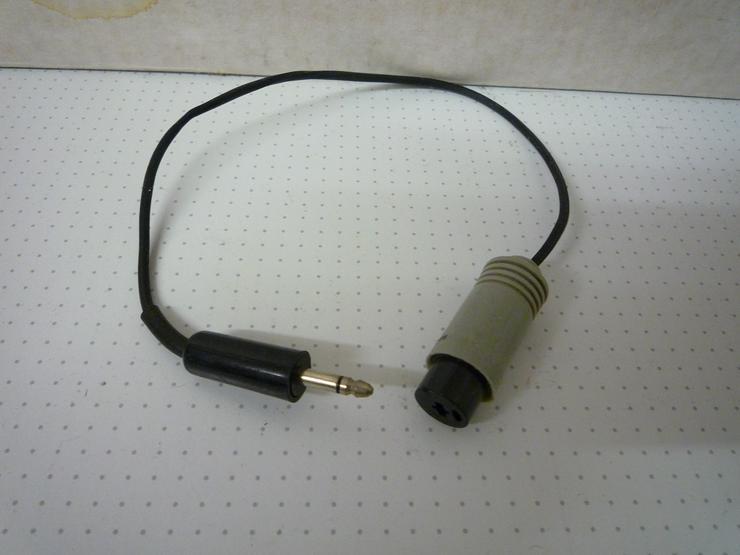 Adapterkabel für Kopfhörer (LS-Buchse/Klinkenstecker 3,5)