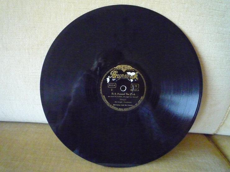antike Rock'n'Roll Schallplatte