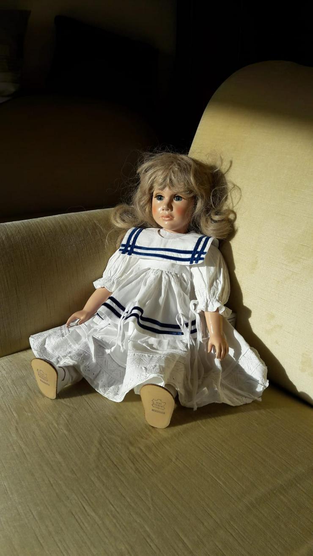 Retro-Puppe Wernicke 1987/4