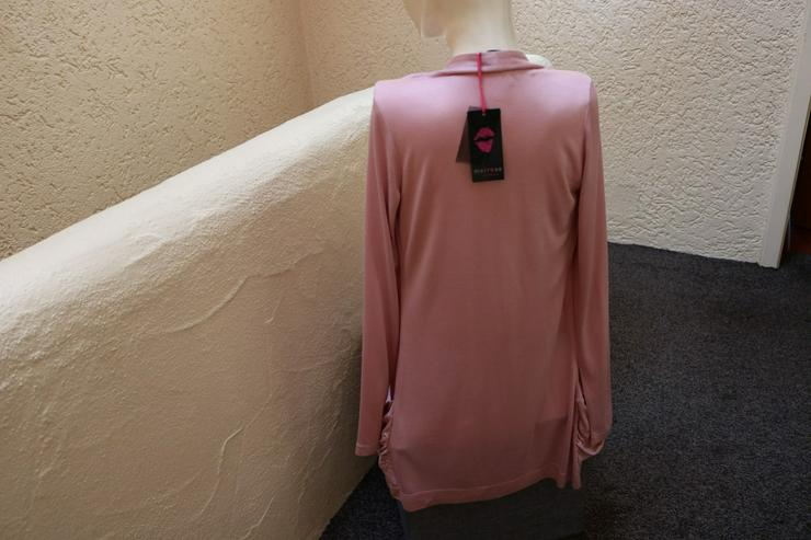 Bild 3: Jerseyjacke, Nieten, Gr. 32, rosa, Melrose