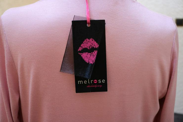 Bild 4: Jerseyjacke, Nieten, Gr. 32, rosa, Melrose