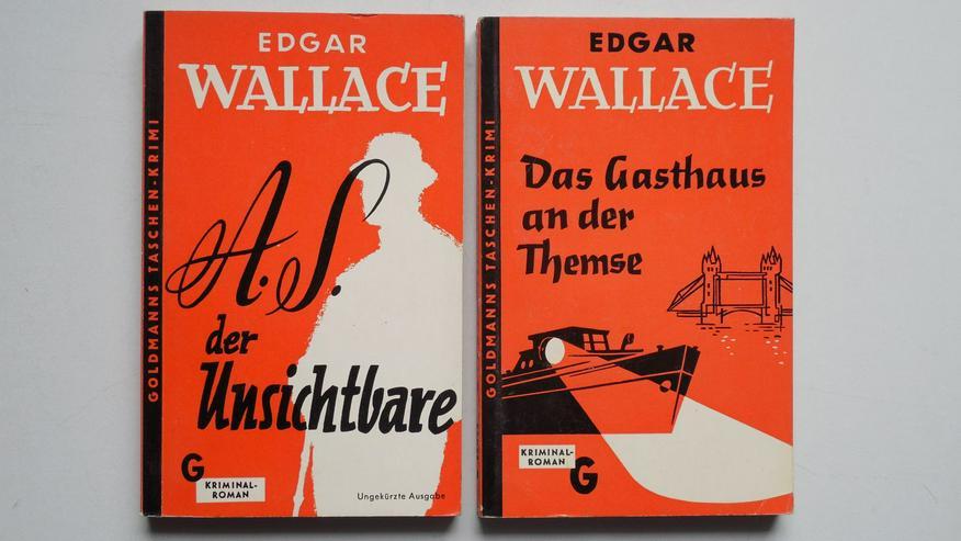 Bild 5: Goldmann's Edgar Wallace Taschenkrimi