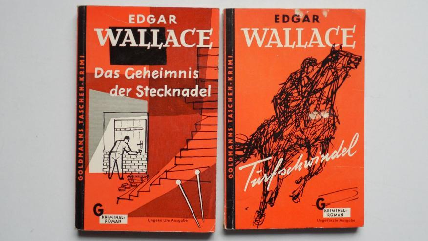 Bild 4: Goldmann's Edgar Wallace Taschenkrimi