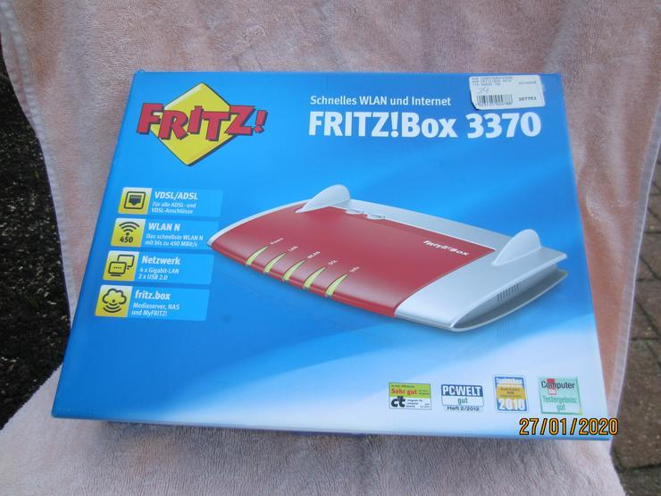 Fritz ! Box ,Schnelles WLAN u. Internet