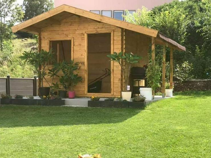 Gartenhaus und Pavillon
