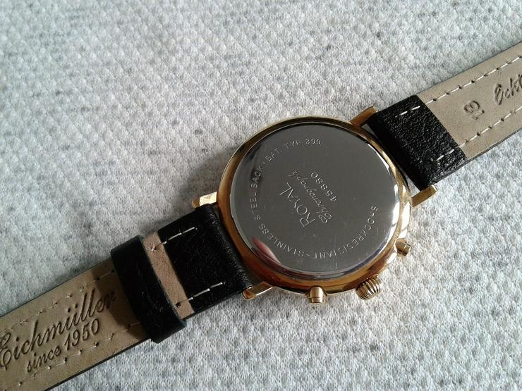Bild 5: Royal Herrenchronograph