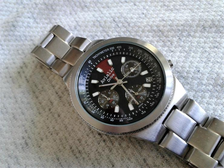 Avialic Herrenchronograph