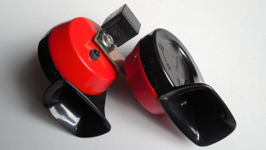 Elektromagnetisches Doppeltonhorn