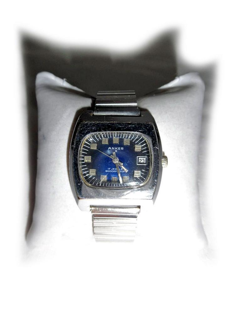 Schöne Armbanduhr von Anker