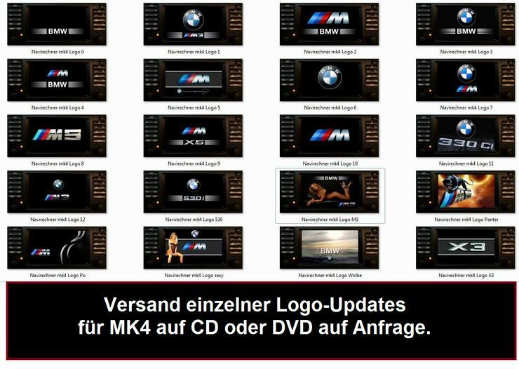 Update V32 für Navigations Rechner BMW MK4 E39 E46 E53 Rover usw.