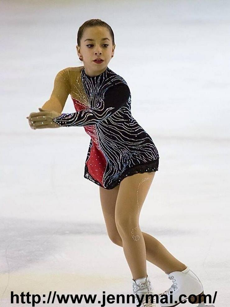 Tanz- & Kürkleider für Eiskunstlauf, Rollschuhlauf, Eistanz, RSG