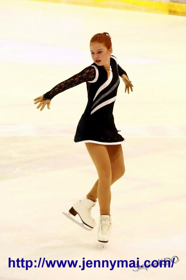 Bild 3: Tanz- & Kürkleider für Eiskunstlauf, Rollschuhlauf, Eistanz, RSG