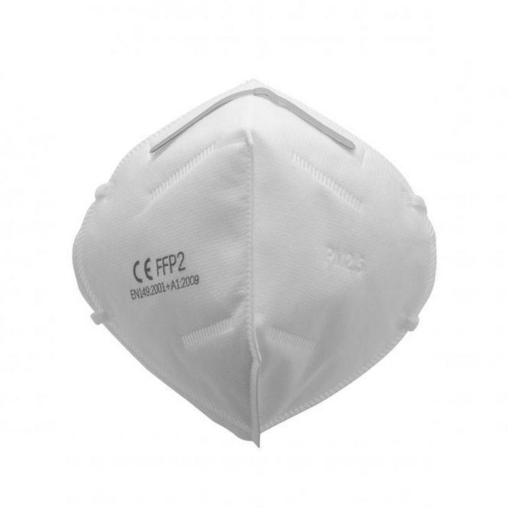 1000 x FFP-2 Masken - EINZELN verpackt. - Inhalation & Beatmung - Bild 1