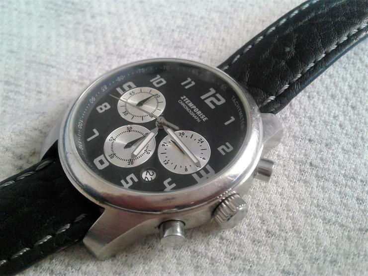 Bild 5: TCM 2Temporise Herrenchronograph