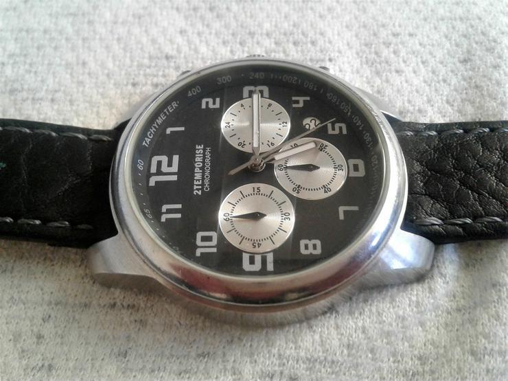 Bild 2: TCM 2Temporise Herrenchronograph