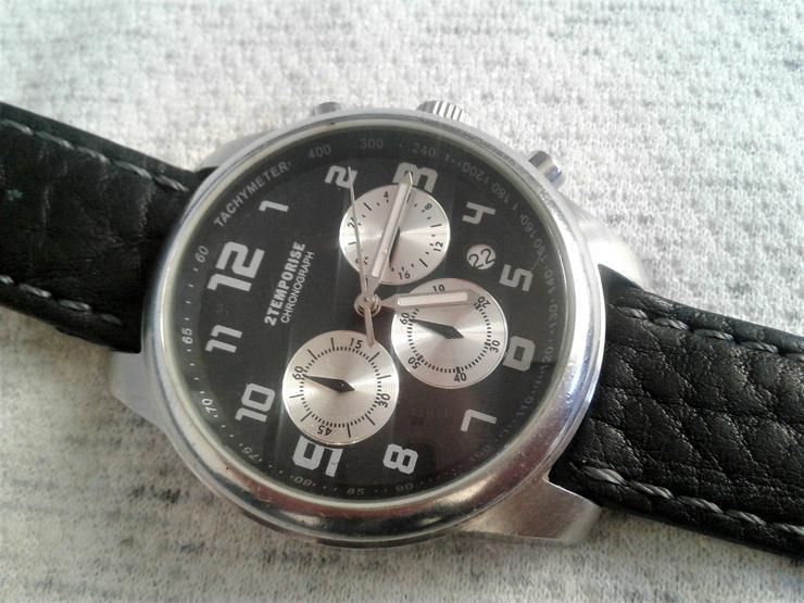 Bild 3: TCM 2Temporise Herrenchronograph