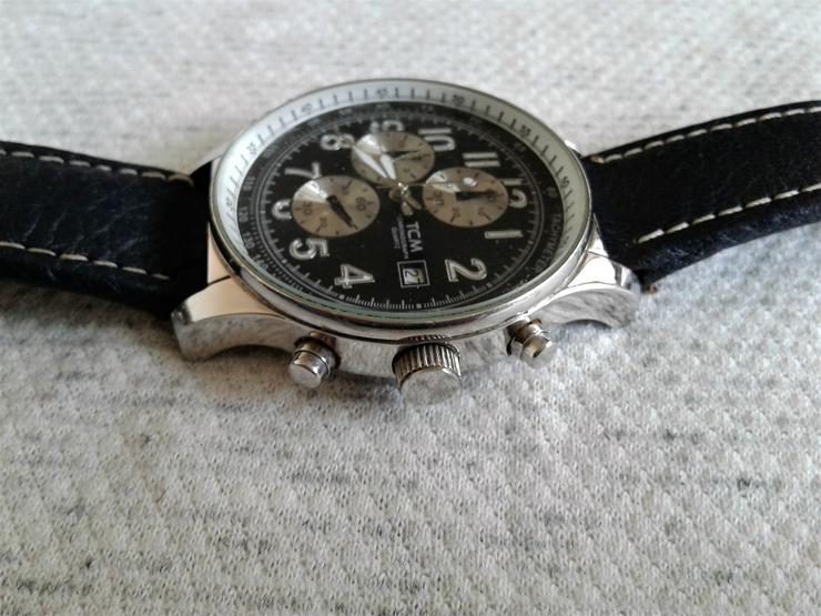 Bild 4: TCM Herrenchronograph