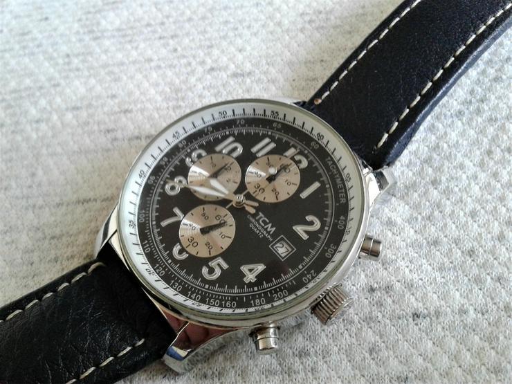 Bild 3: TCM Herrenchronograph
