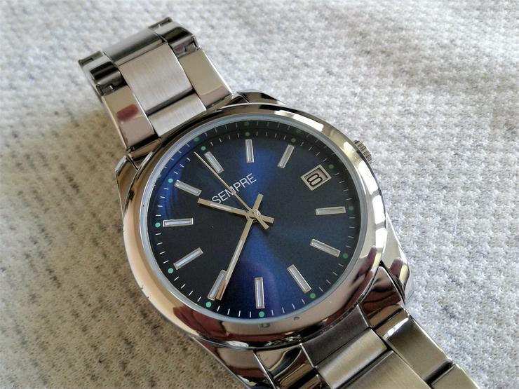 Sempre Herrenuhr - Herren Armbanduhren - Bild 1