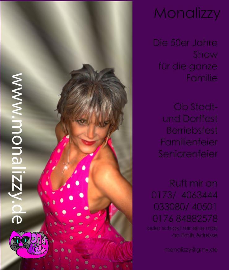 witzige 50er- Jahre Showeinlage/ Showact für die Familienfeier - Musik, Foto & Kunst - Bild 3