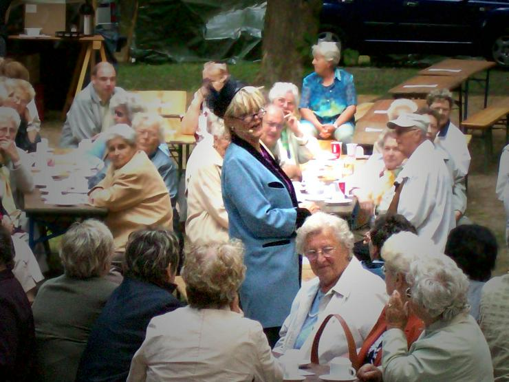 Bild 4: Showeinlage- Witzig, lustig- für Dorffest oder Familienfeier