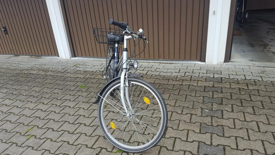 TORREK, Jugend & Damen City Rad, 26 Zoll, 6 Gang