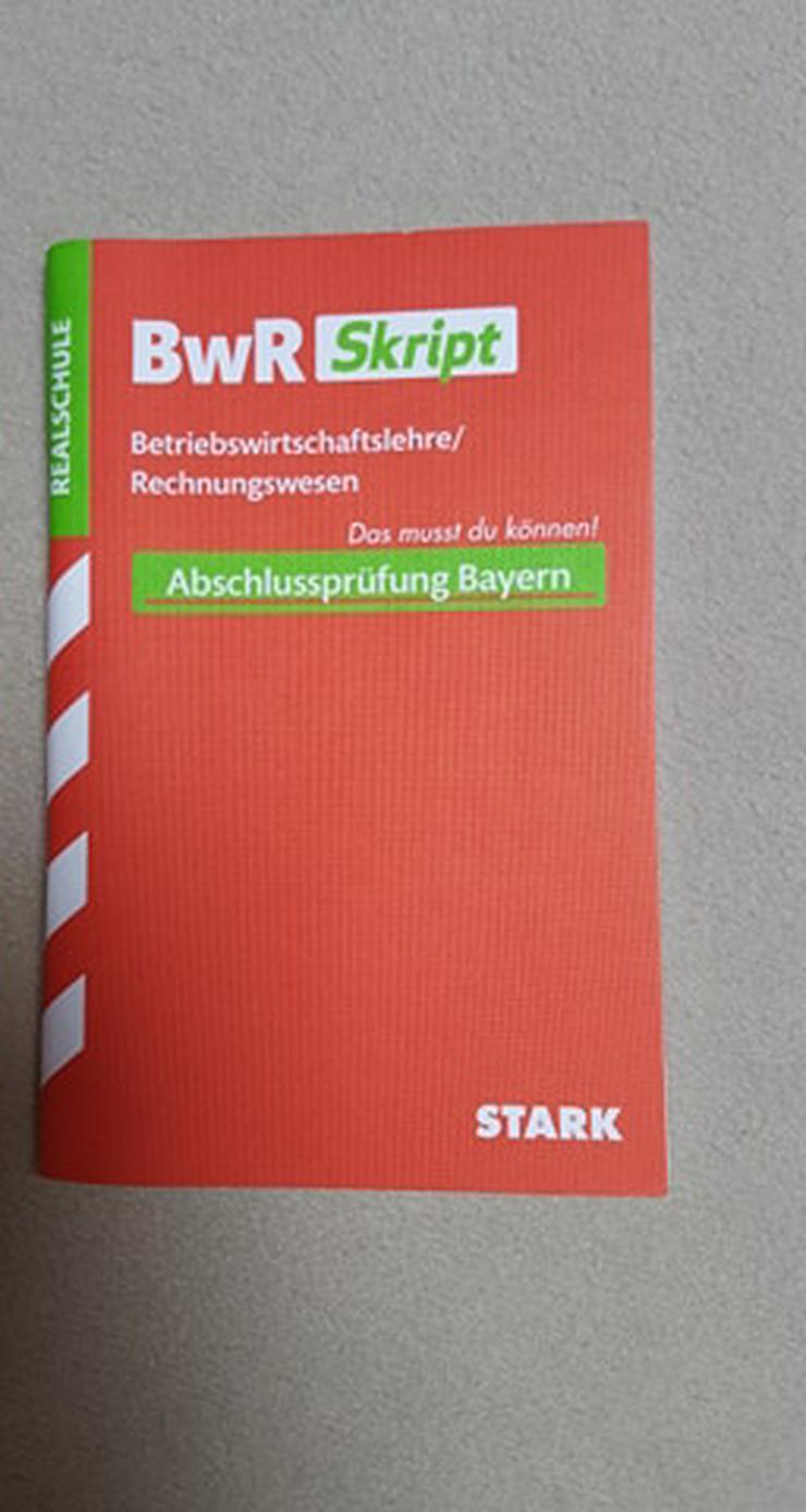 """STARK"", REALSCHULE BWR Skript ABSCHLUSSPRÜFUNG BAYERN"