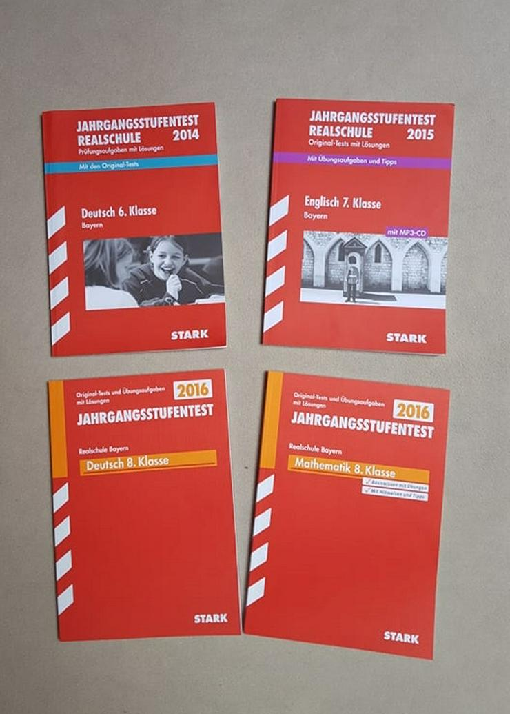 """STARK"", JAHRGANGSTUFENTEST Realschule Bayern"