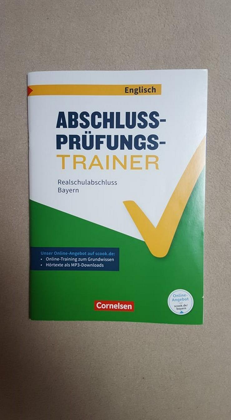 """""""CORNELSEN"""", ABSCHLUSSPRÜFUNGSTRAINER, Realschule Bayern, ENGLISCH"""