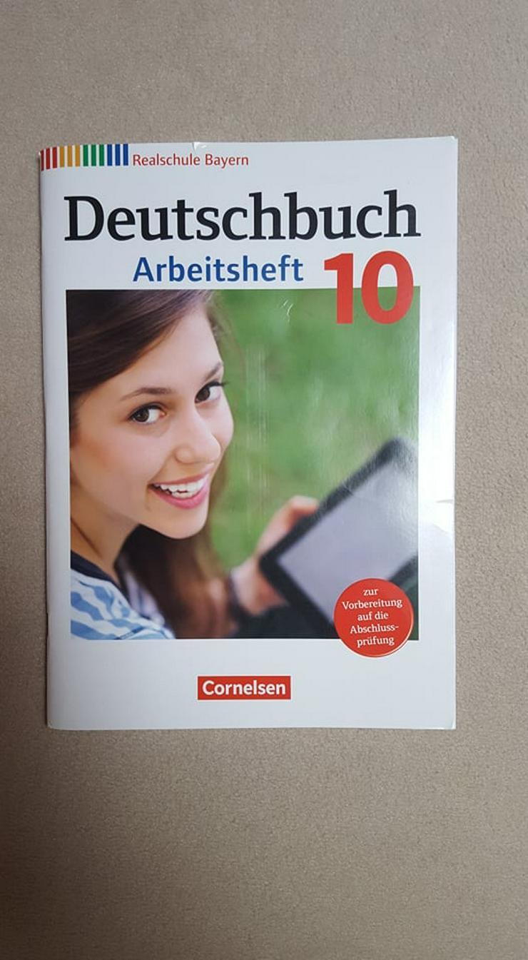 """""""CORNELSEN"""", DEUTSCHBUCH Arbeitsheft 10. Klasse, Realschule Bayern"""