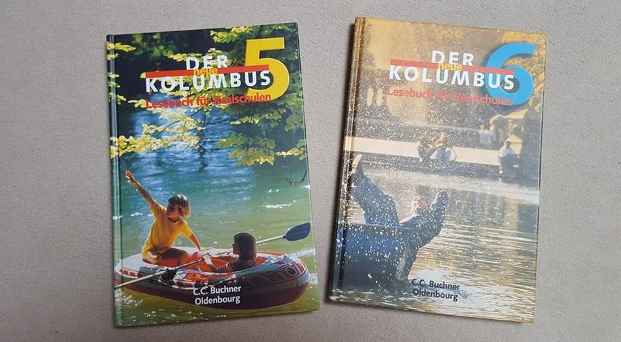 """C.C. BUCHNER OLDENBOURG"", LESEBUCH f. REALSCHULE, ""Der Kolumbus"" 5. + 6. Klasse"