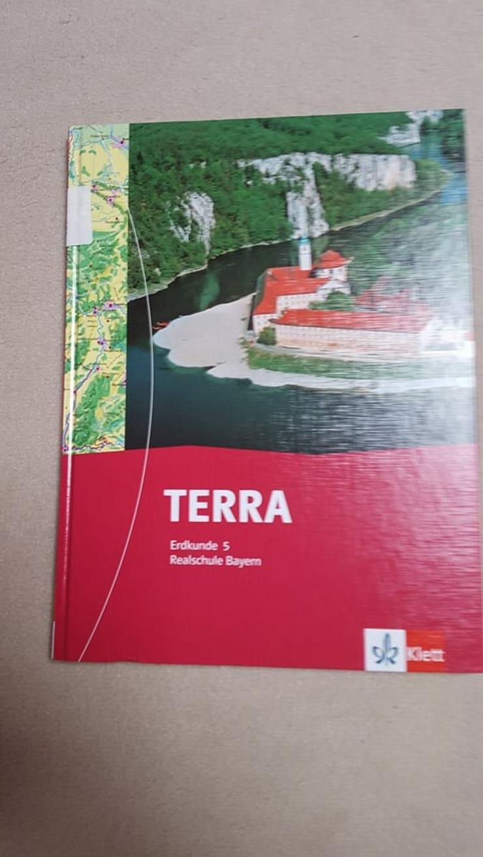 """KLETT"", TERRA Realschule Bayern, Erdkunde 5. Klasse"