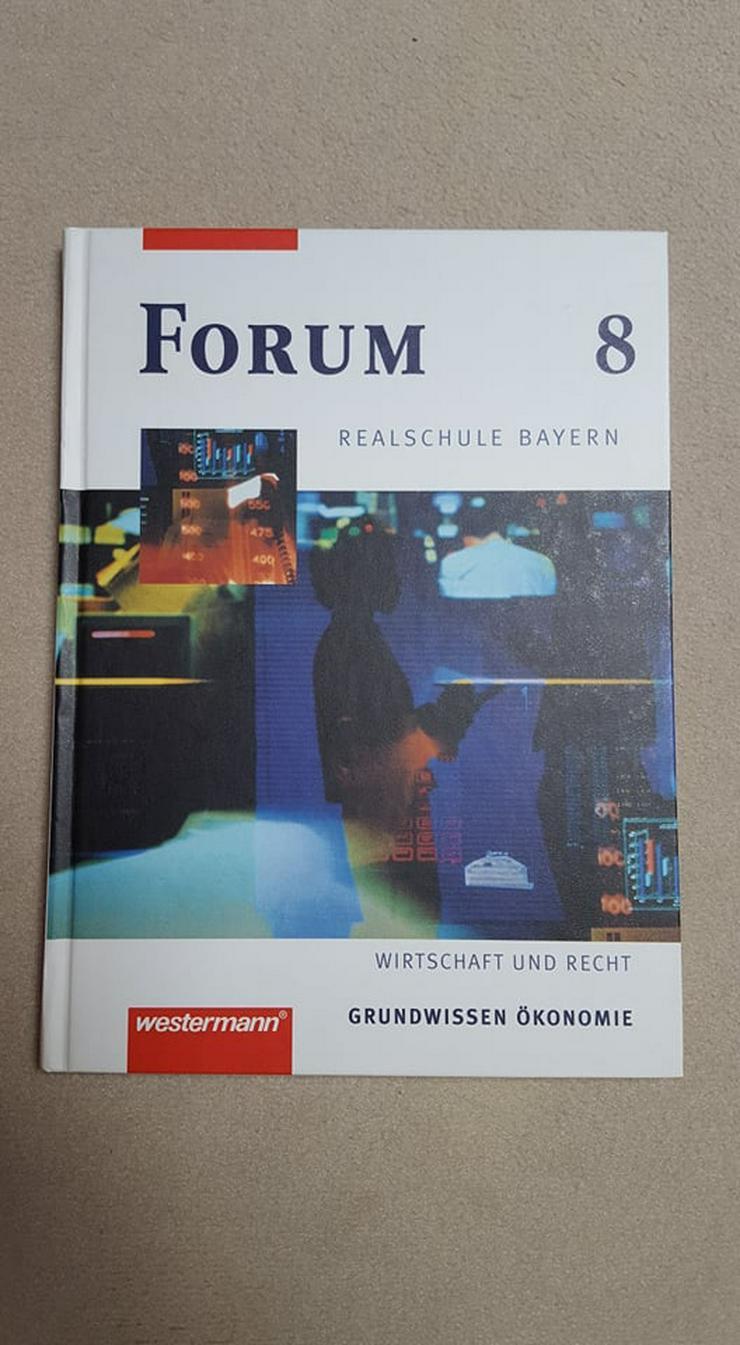 """""""WESTERMANN"""", FORUM 8. Klasse, Wirtschaft & Recht, Grundwissen Ökonomie,Realschule Bayern"""