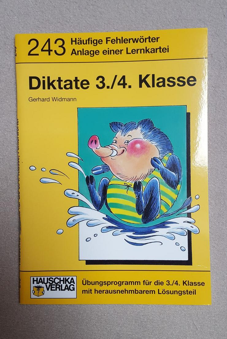 """HAUSCHKA VERLAG"", DIKTATE 3./4. KLASSE"