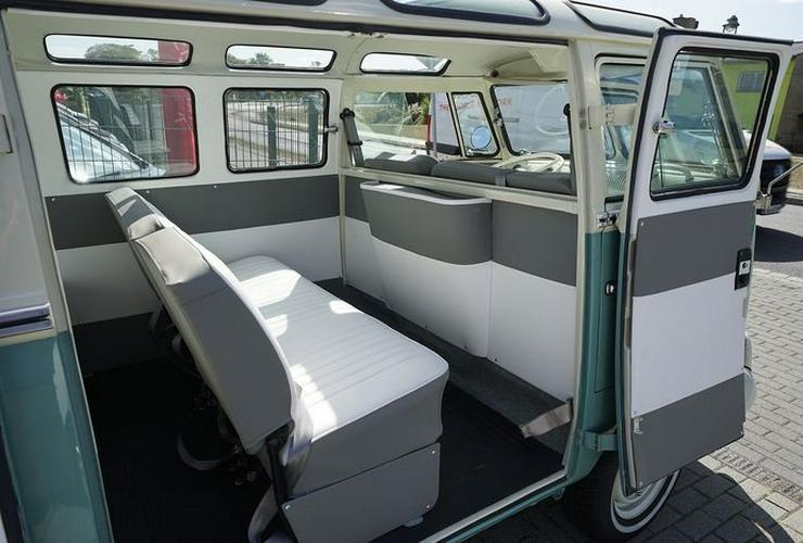 Bild 3: Volkswagen T1 Samba